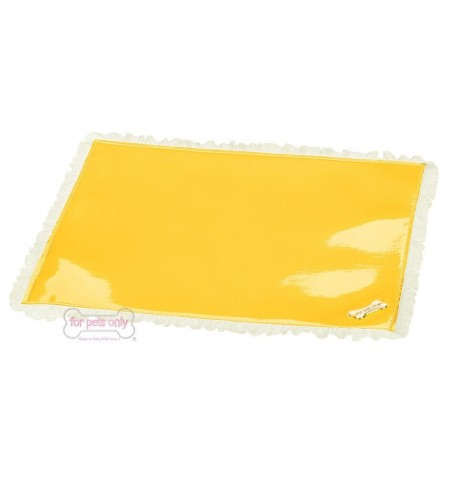 Lunch Time Mat Yellow