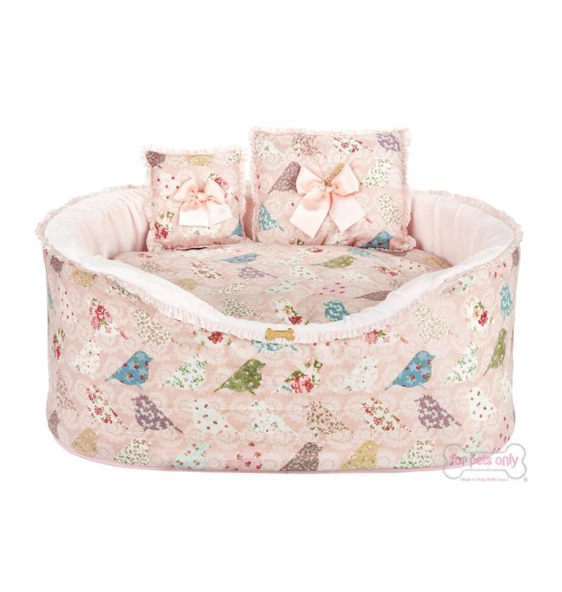 Birdie Pink Sofa