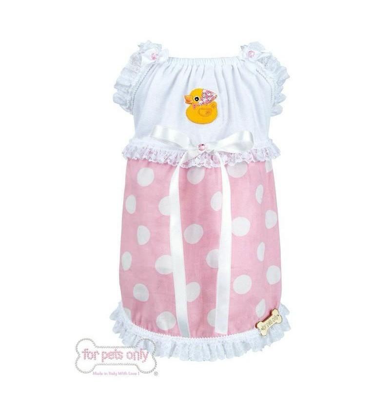 Ducky Dots Dress