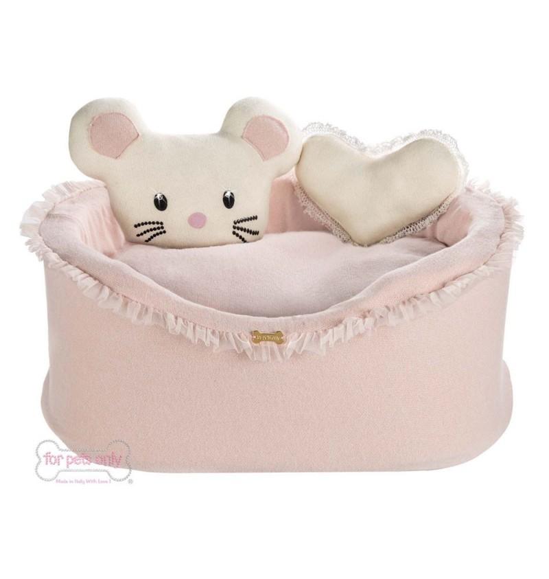 TopoMio Pink Sofa