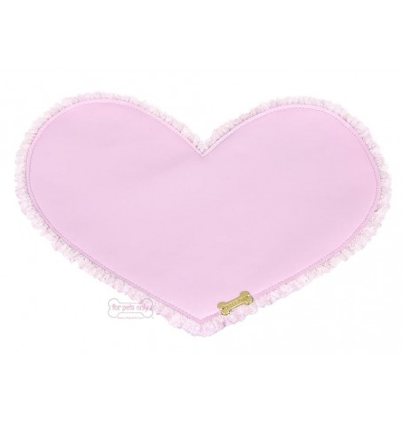 Lovely Lunch Time Mat Pink
