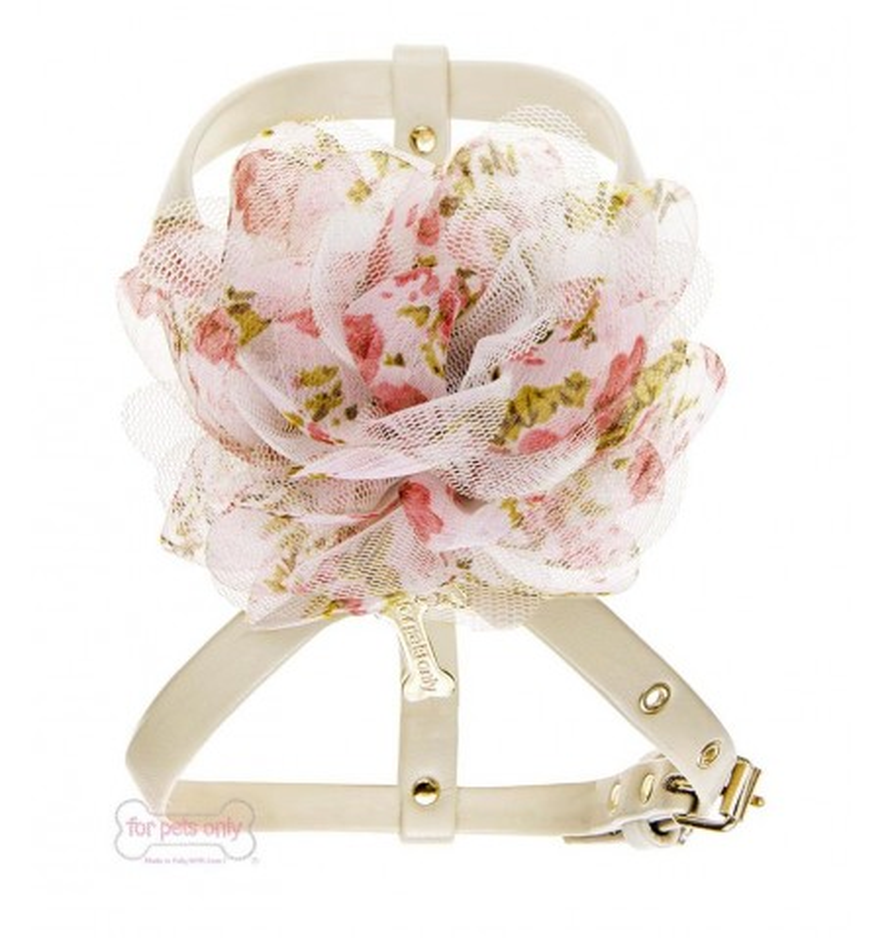 Romantic Rose Harness beige
