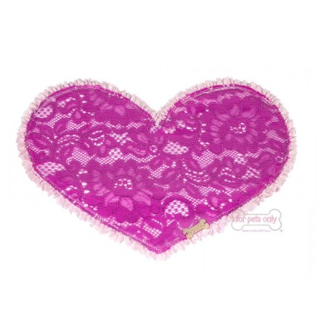 LOVELY LUNCH TIME FUXIA LACE