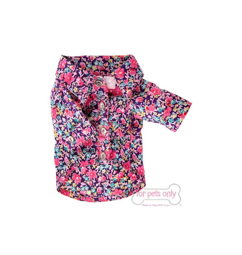 Liberty Love Shirt Fuxia