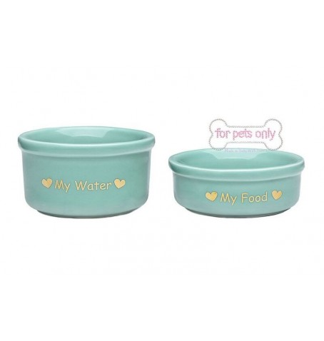 Teacup Bowl Set Acqua