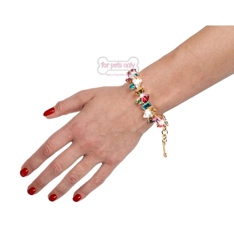 Fabolous Bracelet Bijoux Red