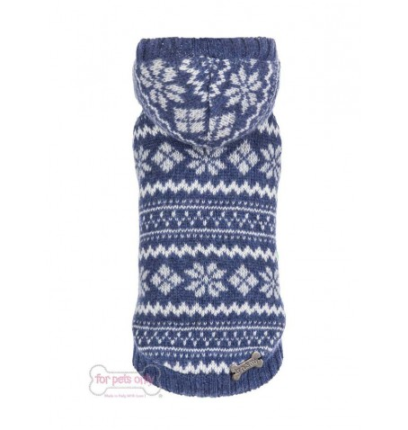 Nordic Pull Blue Ivory