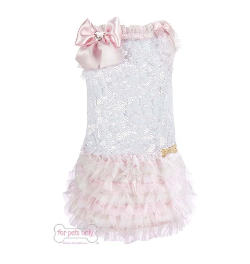 Lace Dance White Dress