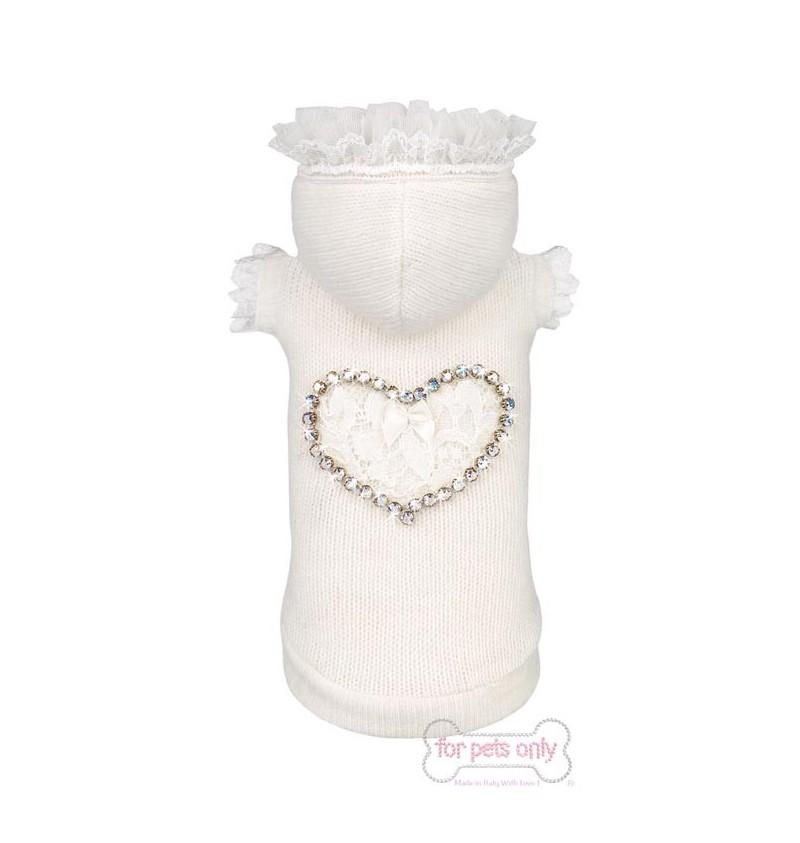 HEART PULL WHITE