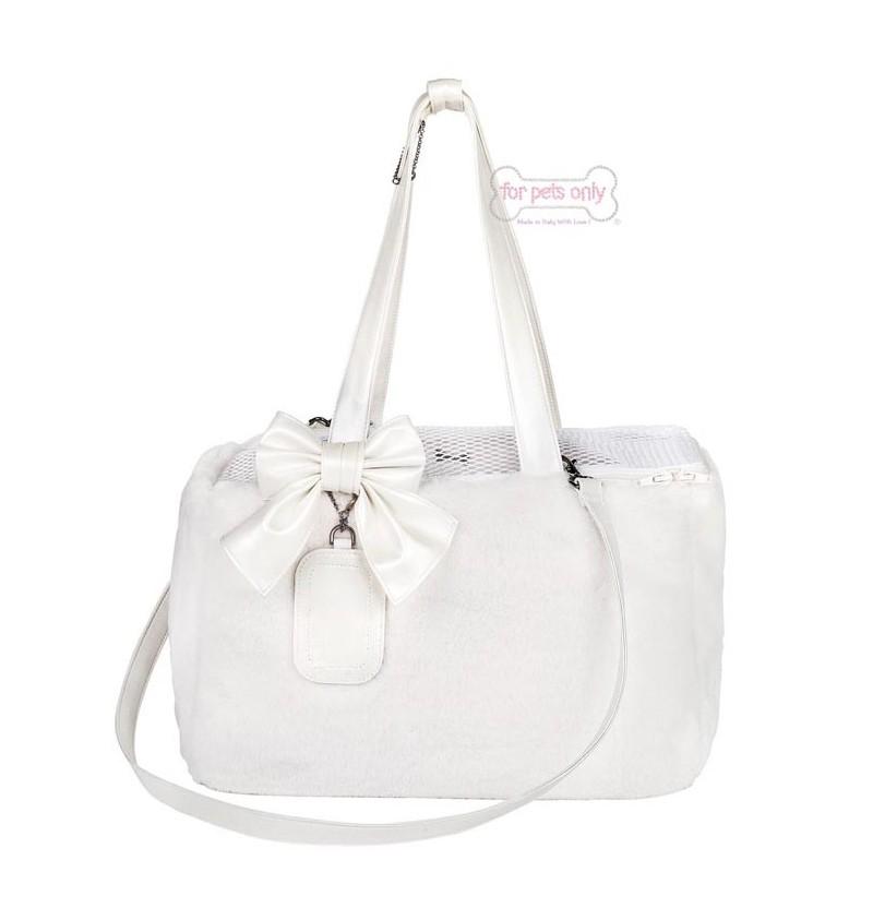 BON TON BAG WHITE