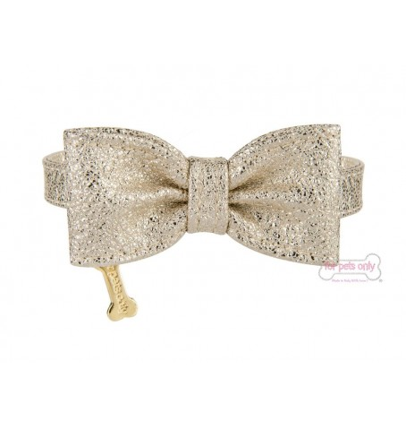 Papillon Collar Gold