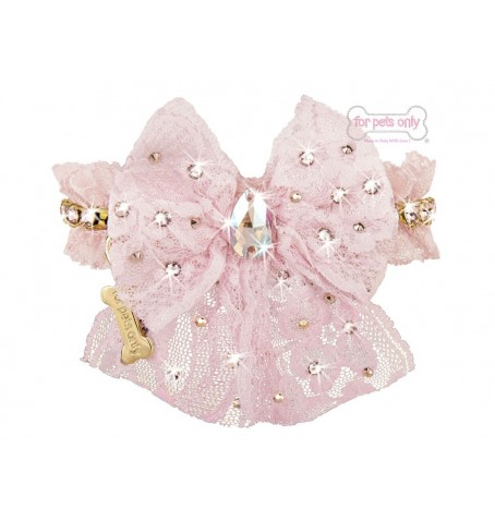 Romantic Bow Collar