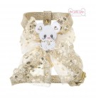 TopoMio Lace Bow Harness