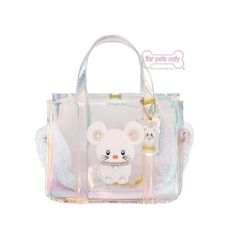 TopoMio Crystal Bag