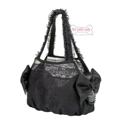 So Chic Bag In Lace