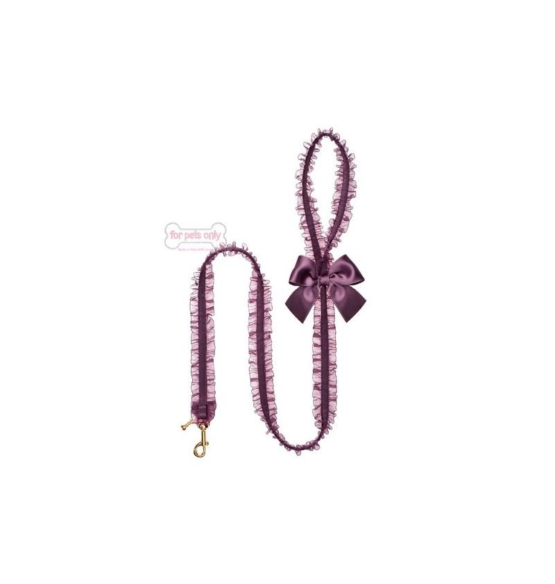 Lingerie Leash Violet