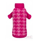 Pink Shine Pull Wool For Pets