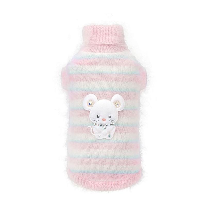 TopoMio Nuvola Pull Baby Pink