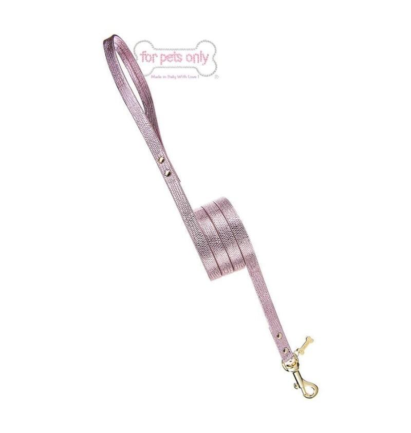 Plain Lead Metal Glam Pink
