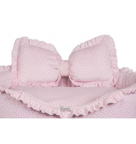 Just Cover Baby Girl Dotty Sofa