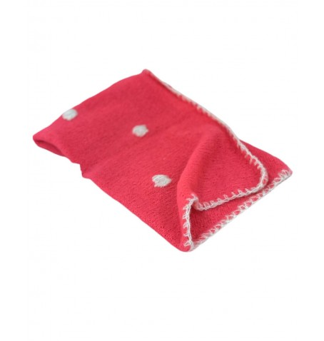 Mohair Dots Cover Fuxia