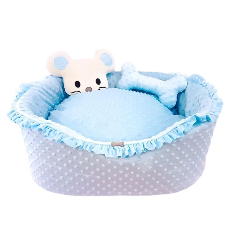TopoMio Dreamy Sofa Blue