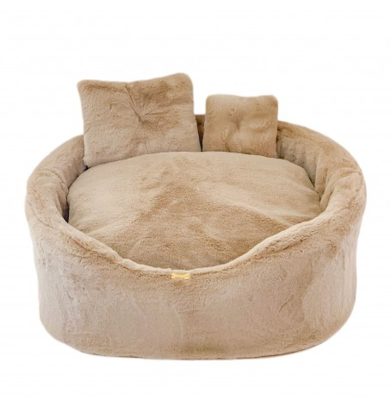 Fur Camel Sofa