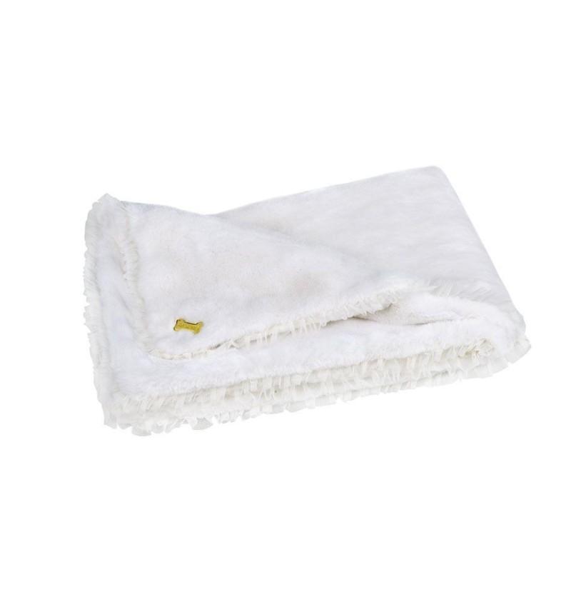 Fur Cover White